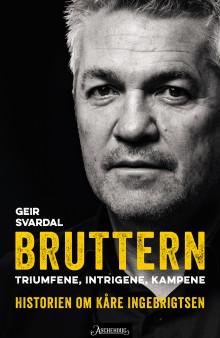 Nye bøker uke 35: Geir Svardal skriver om Bruttern, Unni Lindell gir ut barnebok og mye mer ...