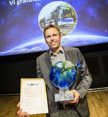 Västerås Lokaltrafik vinner KFS pris för affärsmässig samhällsnytta