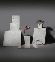 Bricmate lanserar ny klinkerserie med marmorinspiration