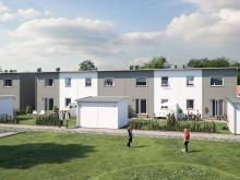 BoKlok bygger 30 radhus i Fullerö