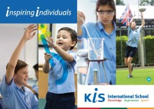KIS proudly launches its new interactive prospectus