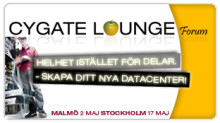 Cygate Lounge Forum - Tema: Datacenter i Stockholm