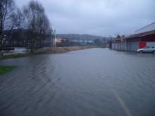 Minska skadorna vid översvämning