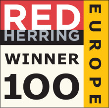 Xstream is chosen as a Red Herring Top 100