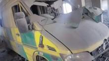 Syrien: Stridande parter måste sluta bomba sjukhus