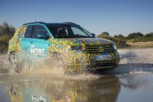 T-Cross – en Volkswagen i et nyt format