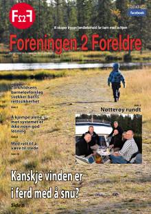 Foreningen 2 Foreldre medlemsblad nr 2-2012