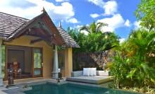 Neue Villen im Maradiva Resort und Spa auf Mauritius