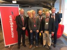 Norwegian y el SEPLA firman convenio colectivo