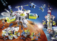 Ready for take-off: Mit PLAYMOBIL zum Mars