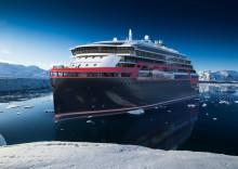 Kleven og Hurtigruten feiret milliardkontrakt i dag: - Disse skipene vil vekke oppsikt