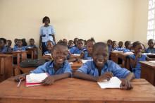 Stödet från faddrar ger bra resultat för barn i 12 länder