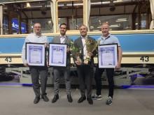 Täby Centrum - Årets laddplats 2019