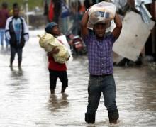 Akut läge för barnen i Haiti efter orkanen Matthew