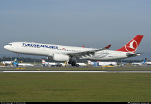 Turkish Airlines adds wide-body option to its Oslo operation