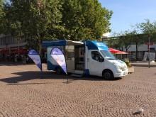 Beratungsmobil der Unabhängigen Patientenberatung kommt am 17. Oktober nach Friedrichshafen.