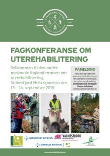 Nasjonal fagkonferanse om uterehabilitering