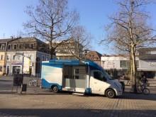 Beratungsmobil der Unabhängigen Patientenberatung kommt am 6. August nach Erlangen.
