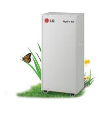 Nya LG Hydro Kit – för kommersiell värme, kyla och varmvattenproduktion upp till 80 grader.