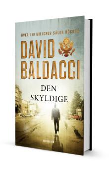 Den skyldige – David Baldaccis fjärde bok i succéserien om Will Robie