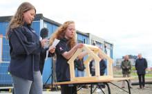 Nu bygger vi den nya skolan i Rydebäck