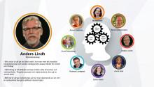 Anders Lindh – mångsysslaren som sätter medarbetarskapet i fokus på ledarskapskonferens i Nacka den 26/1