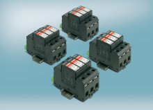 Surge Voltage Protection for PV Applications with UL and Kema Approvals