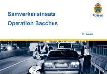 Polisens presentation Almedalen 2015