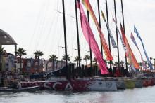 Nu startar Volvo Ocean Race – målgång i Göteborg!