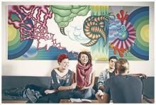 Högskolan Väst utjämnar den sociala snedrekryteringen till högre studier