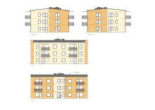 Villastaden Fasadfärg