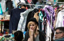 Göteborgsregionens second hand-butiker deltar i Europa minskar avfallet-veckan