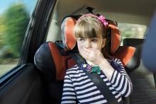 Reiseübelkeit im Auto: Studie von Ford zeigt Ursachen und Lösungsmöglichkeiten