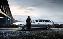 Volvo på Buzz-toppen i Sverige