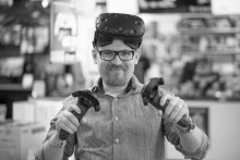 HTC Vive – I särklass häftigaste nyheten i år