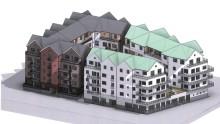 Första bygglovet för Norrtälje Hamn inlämnat