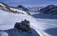 Vom ICE ins Eis: Der World Club Dome auf dem Jungfraujoch