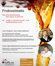 Hva har Cup of Excellence betydd i verdens kaffeindustri?