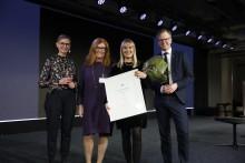 Kreativ mötesplats för konst vinner Stora Turismpriset