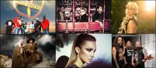 Över 60 konserter på Grönans scener