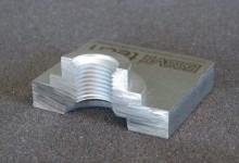 Essve Tech utvecklar stansmutter för applicering i 10 mm tjockt stål