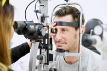 Time-poor, cash-strapped NHS staff blind to importance of eye health