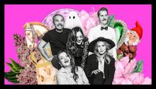 Musikalisk komedi på Sofiero våren 2019