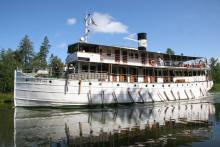 Göta Kanalrederiet satsar på nya upplevelser