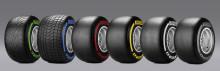 Minimal insamling av data om däcken under testen i Jerez, mer input väntas vid nästa test i Bahrain.