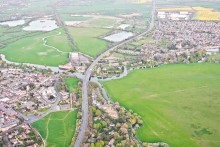One of Britain's biggest road upgrades officially underway