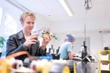 Nu blir Makerspace en del av teknikelevernas vardag i Göteborg
