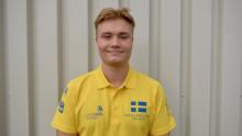 Bygmastipendiat representerar Sverige i Yrkes-VM i Ryssland