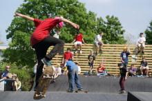 Gadeidrættens Dag: Flere unge på gaden