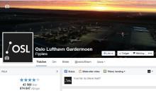 Kundeservice – nå også på Facebook!
